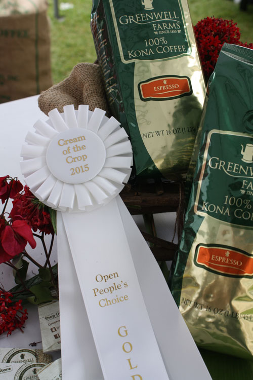 Greenwell Farms Captures Gold in Cream of the Crop People's Choice