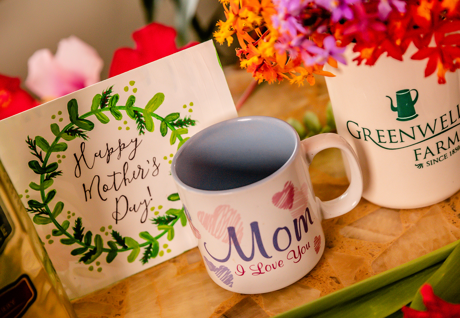 Mother's Day at Greenwell Farms